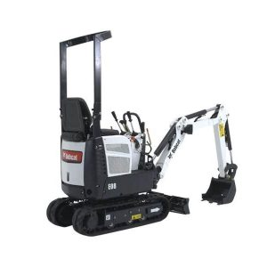 Mini Excavator Bobcat E08 Construction Machinery
