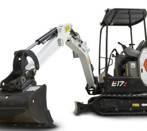 Bobcat Compact Mini Excavator e17z construction agriculture