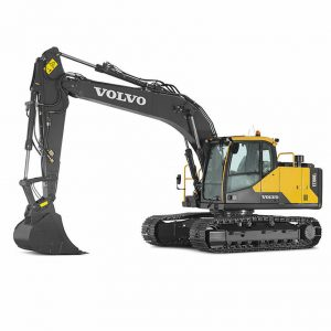 volvo crawler excavator ec180e construction agriculture machinery