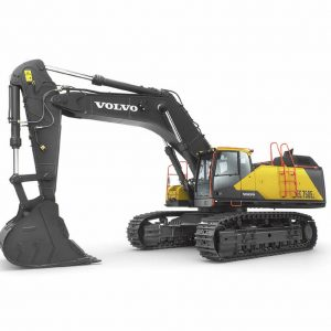750E construction agriculture machinery