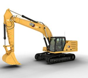 Cat Caterpillar Medium Excavator 330 Construction Machinery Rocksfair