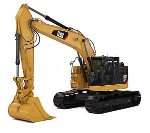 Cat Caterpillar Medium Excavator 335 FL Construction Machinery Rocksfair