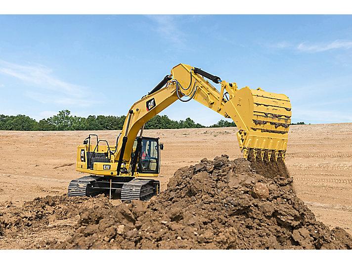Cat Caterpillar Medium Excavator 330 GC Construction Machinery Rocksfair