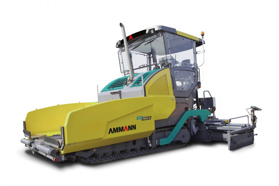AMMANN AFT800-3 construction machinery