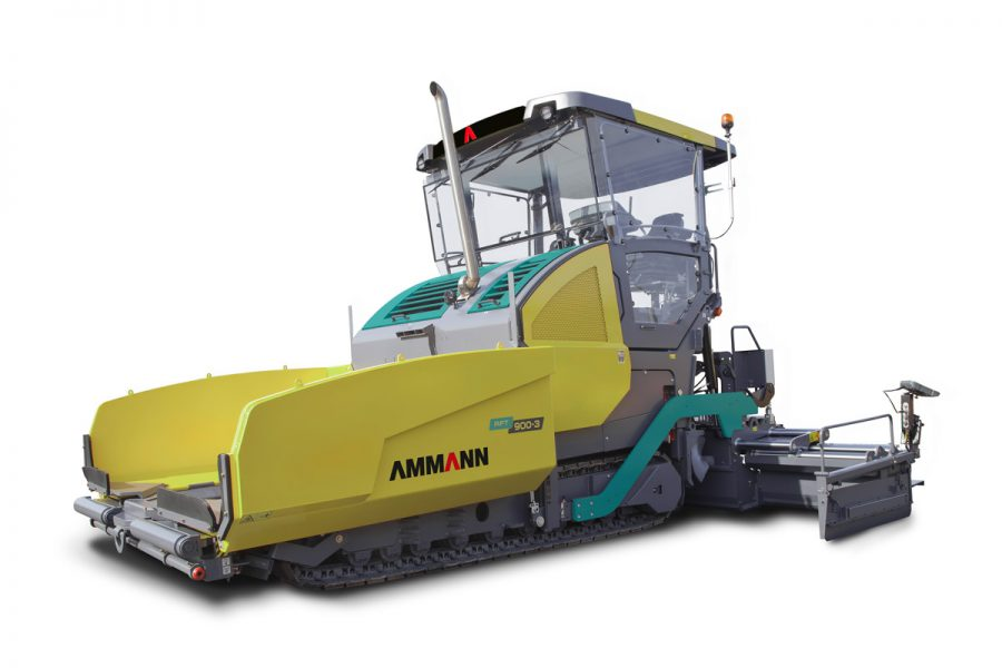 AMMANN AFT900-3 construction machinery