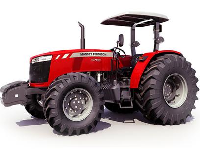 Agriculture Farming Machinery Tractor Massey Ferguson model 4709 platform version